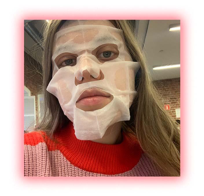 Тканевая маска Teens Dream, Payot