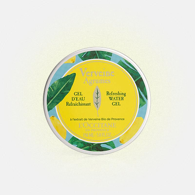 Освежающее желе для тела «вербена-цитрус», L'Occitane