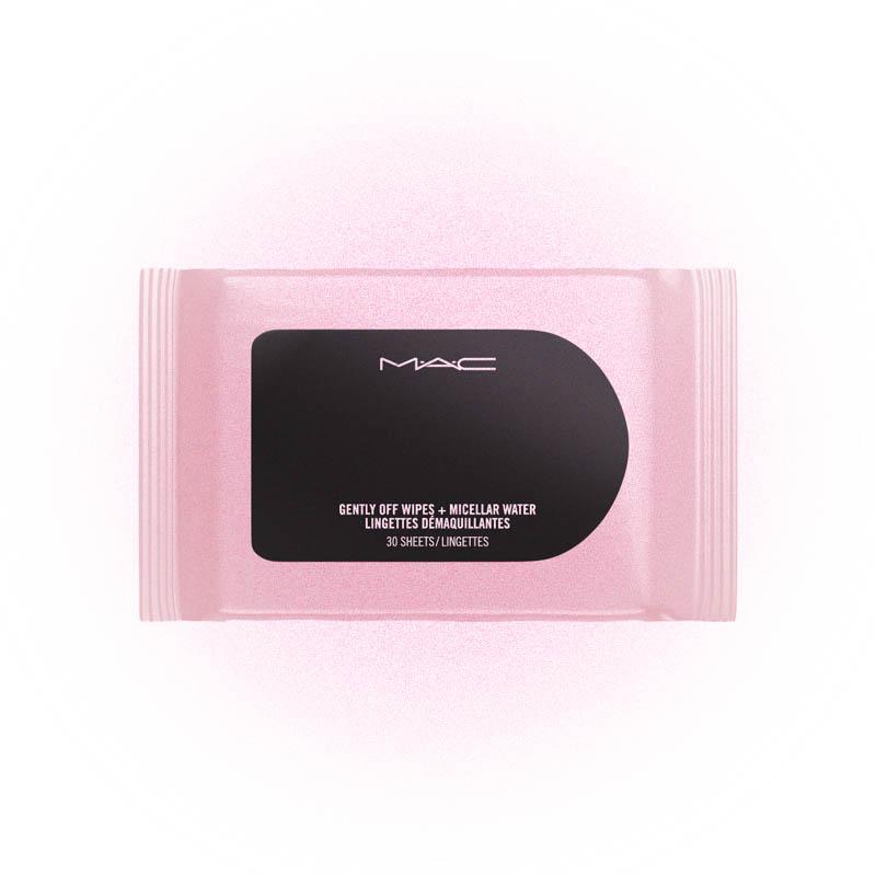 Мицеллярные салфетки для снятия макияжа Gently Off Wipes, M.A.C