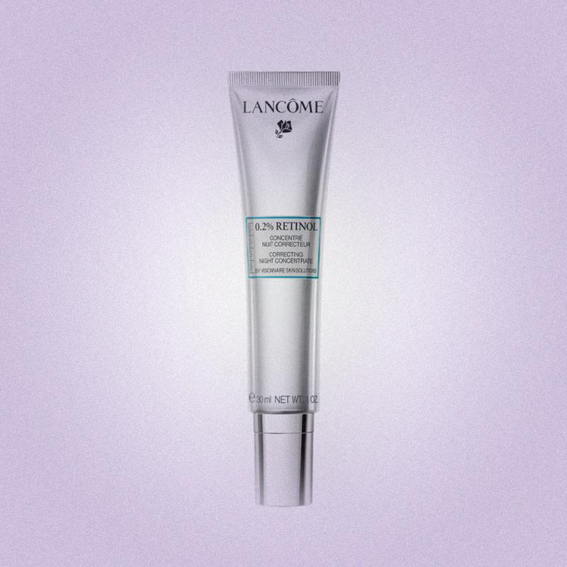 Ночной корректирующий концентрат для лица с ретинолом Visionnaire Pro Retinol, Lancome
