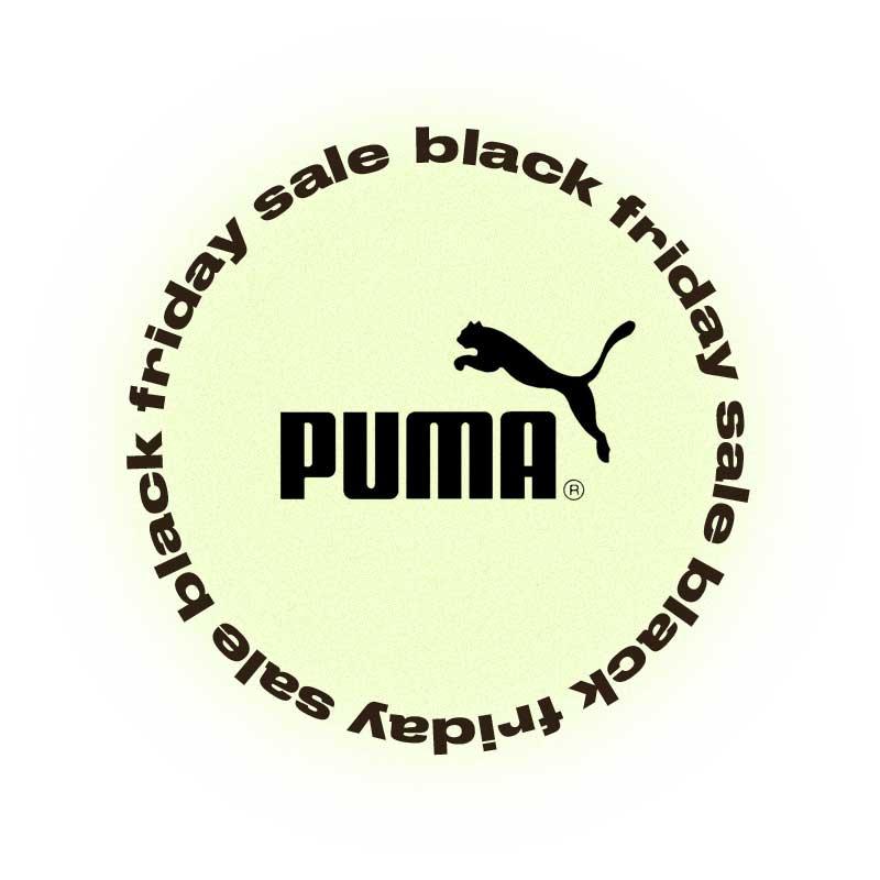 Черная пятница Puma