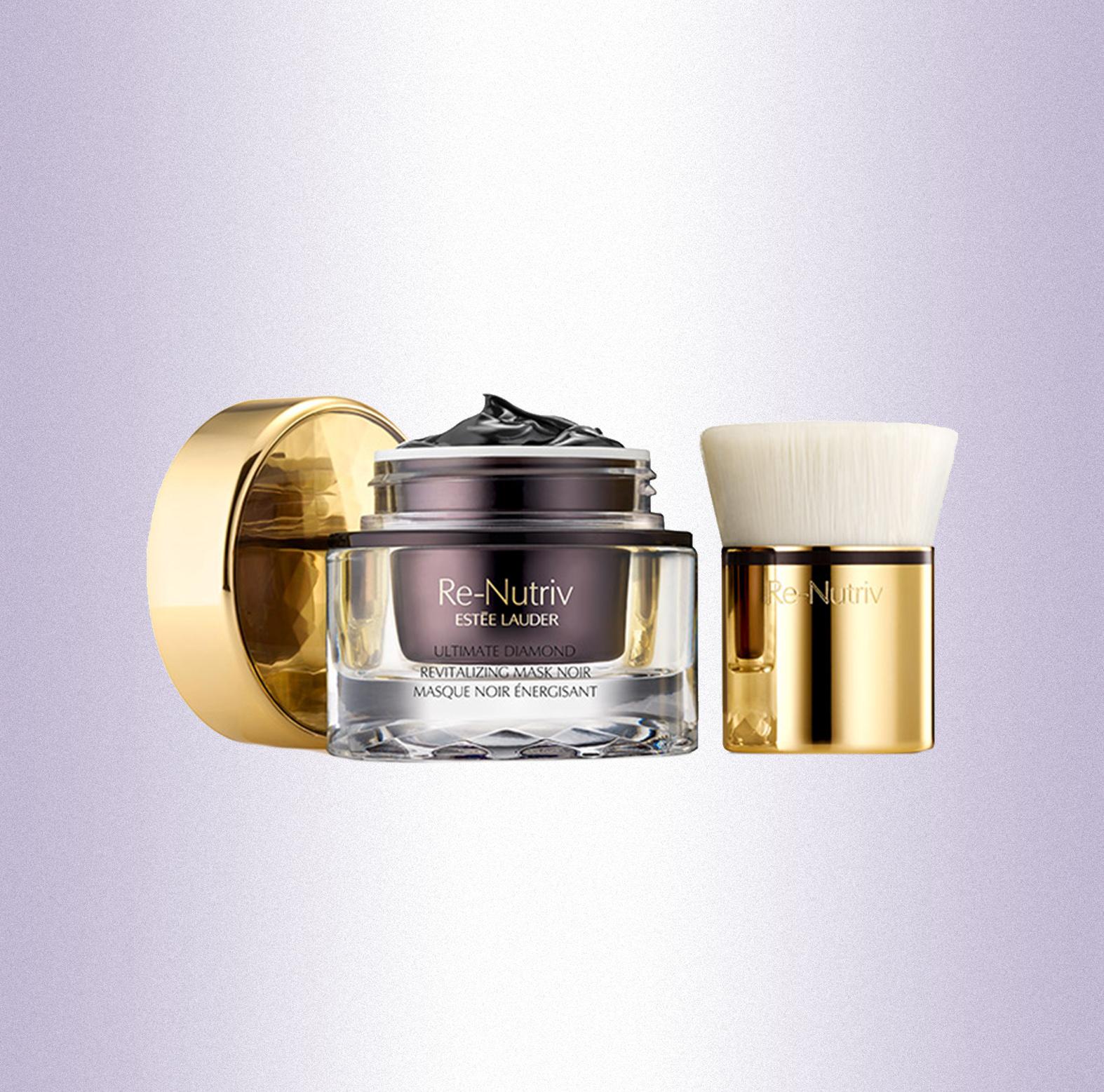 Восстанавливающая маска Re-Nutriv Ultimate Diamond Revitalizing Mask Noir, Estée Lauder