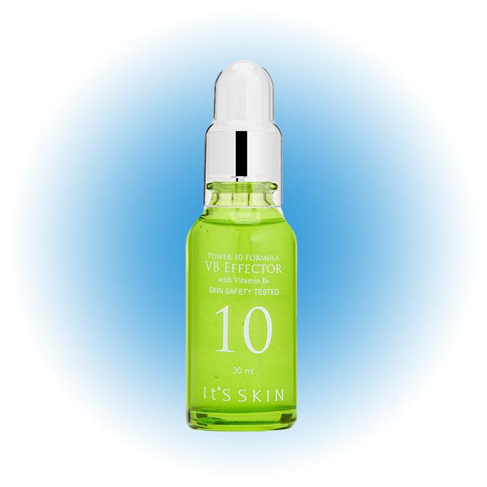 Укрепляющая сыворотка для лица Power 10 Formula Vb Effector, It's Skin