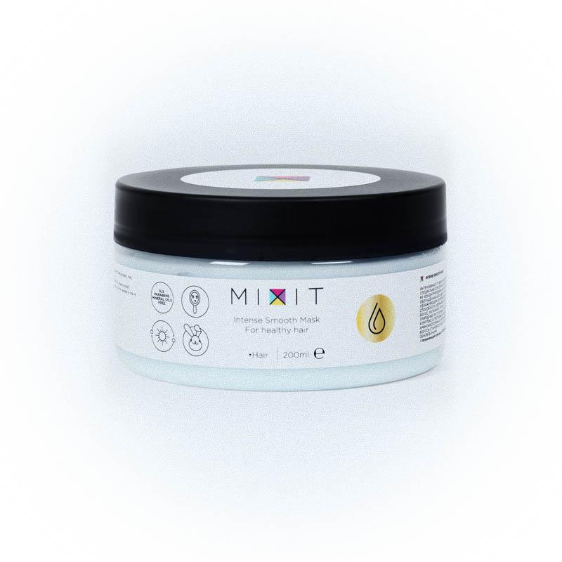 Маска для сухих и нормальных волос, Mixit