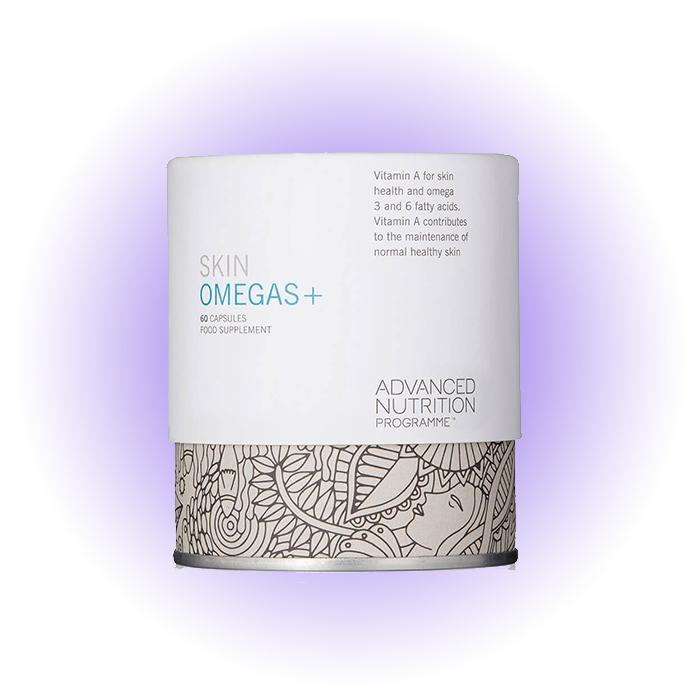 Бьюти-нутриенты Skin Omegas, Advanced Nutrition Programme