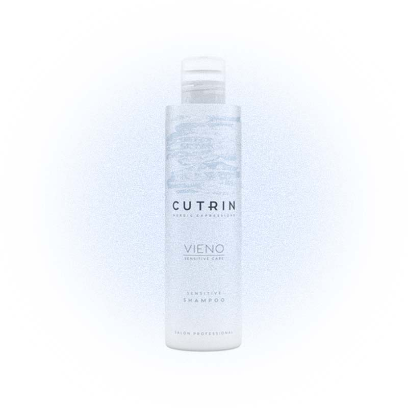 Деликатный шампунь Vieno Sensitive, Cutrin