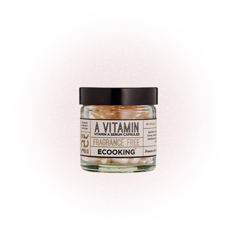 Сыворотка с витамином А, ECooking