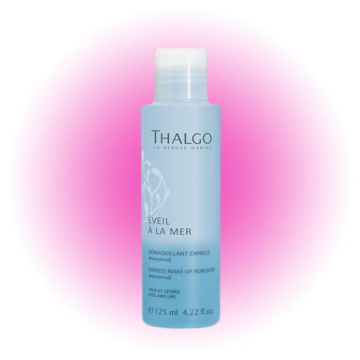 Экспресс-средство для снятия макияжа с глаз и губ Express Make-Up Remover, Thalgo