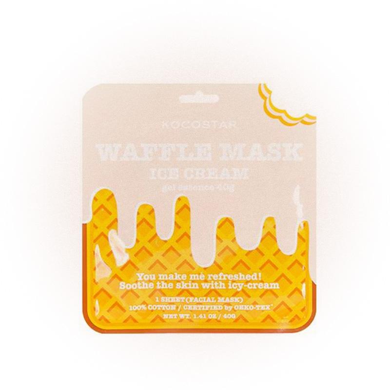 Маска Waffle Mask Ice Cream, Kocostar