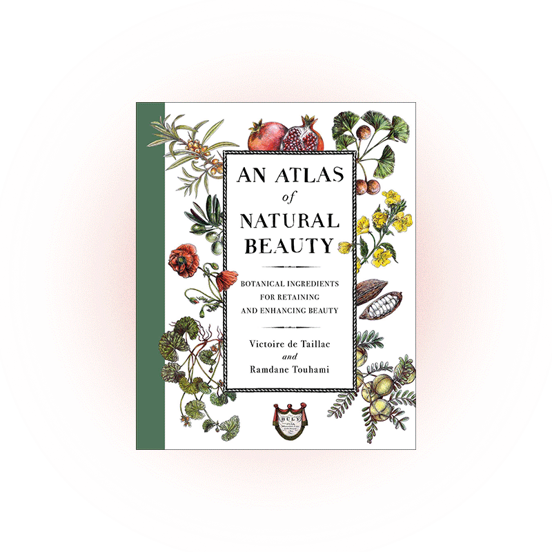 An Atlas of Natural Beauty, L'Officine Universelle Buly, изд. Ebury Press