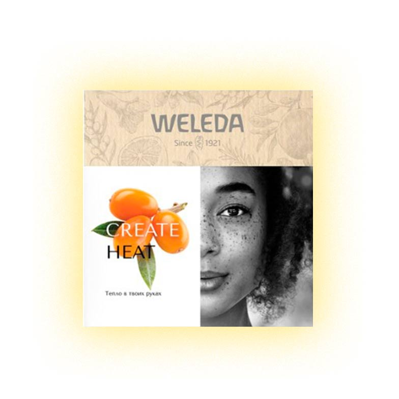 Create Heat, Weleda