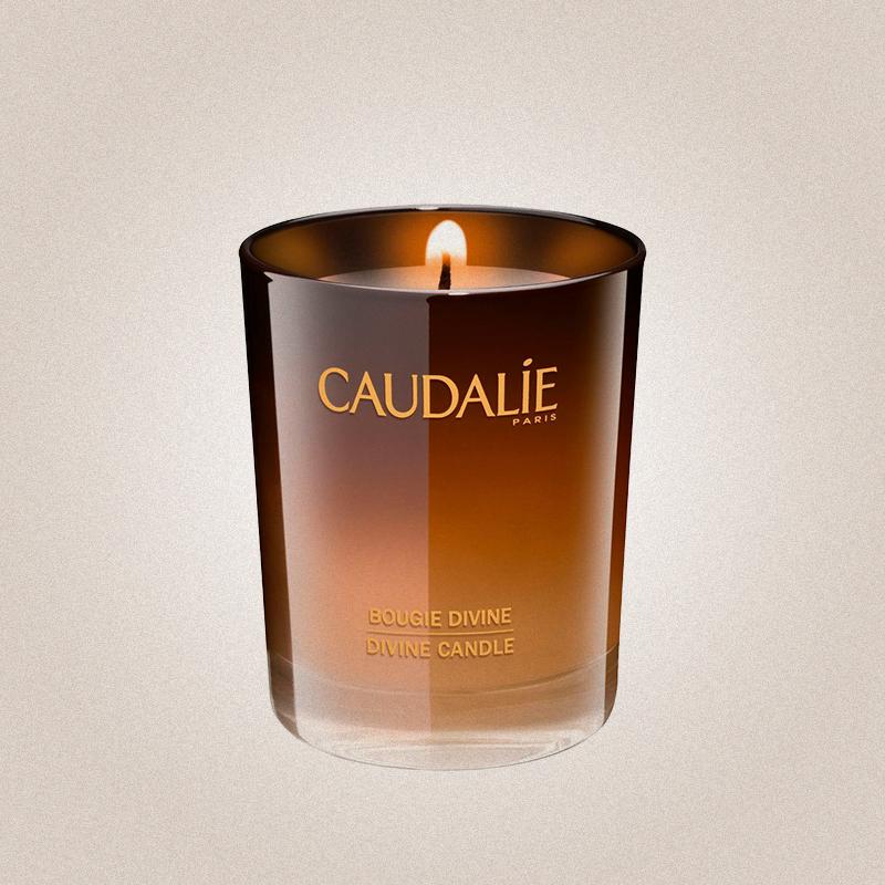 Парфюмированная свеча Divine Candle, Caudalie