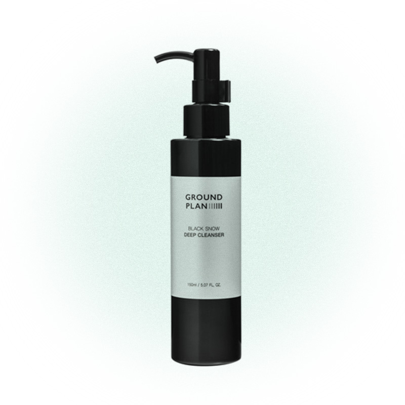 Пенка Black Snow Deep Cleanser, Ground Plan