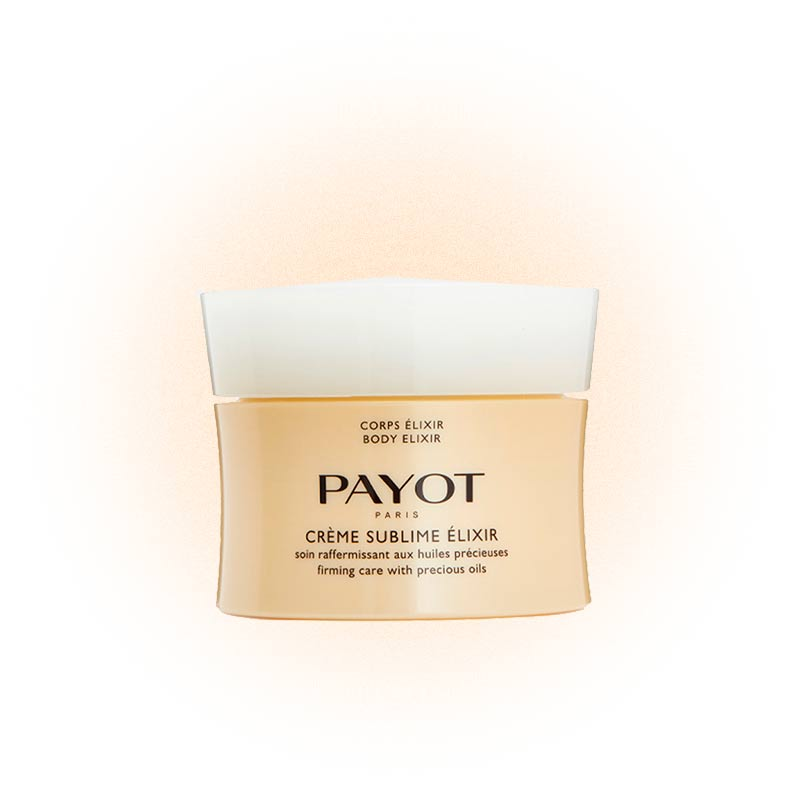 Укрепляющий крем для тела Creme Sublime Elixir, Payot