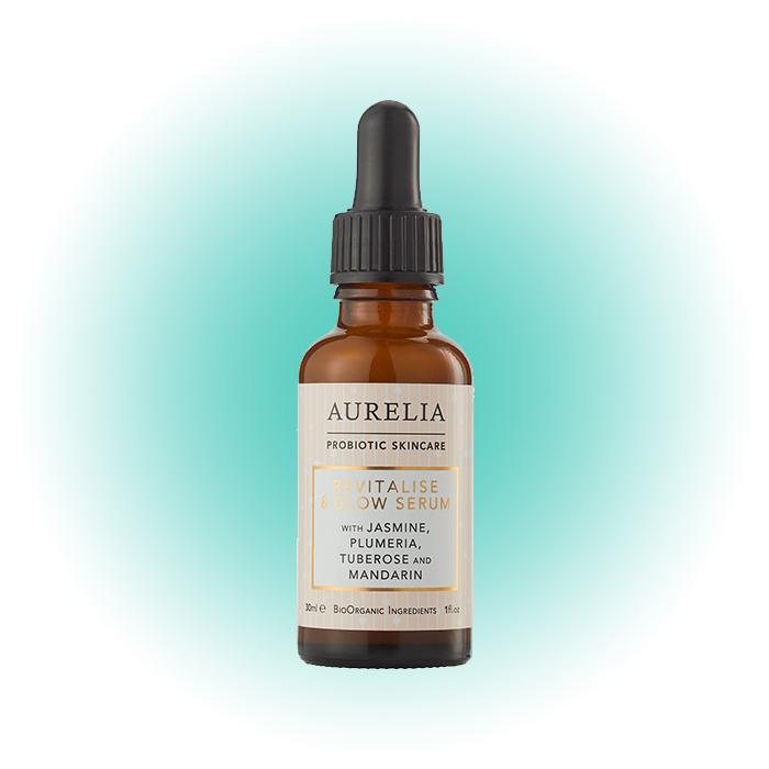 Сыворотка для восстановления и придания коже сияния Aurelia Probiotic Skincare Revitalise & Glow Serum