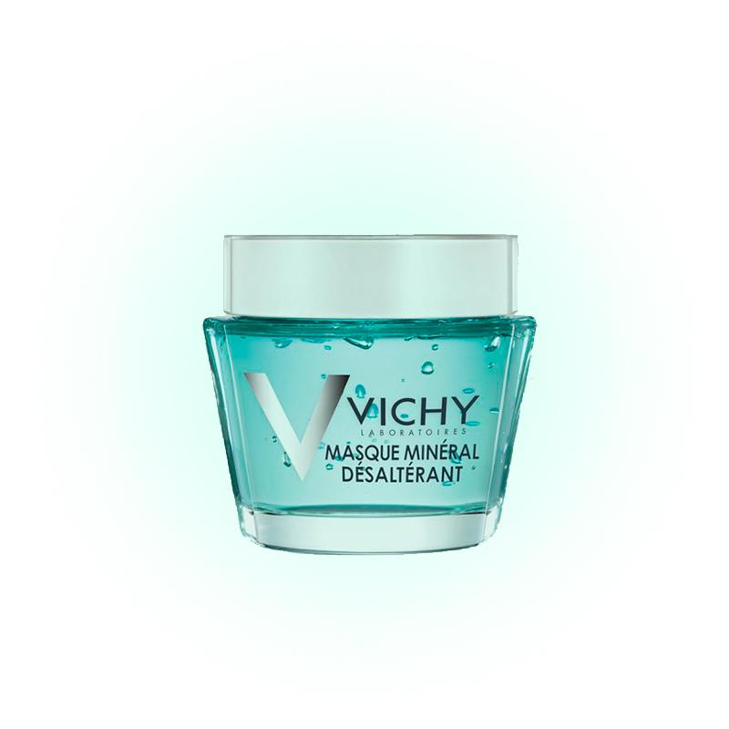 Успокаивающая маска Mineral Desalterant, Vichy