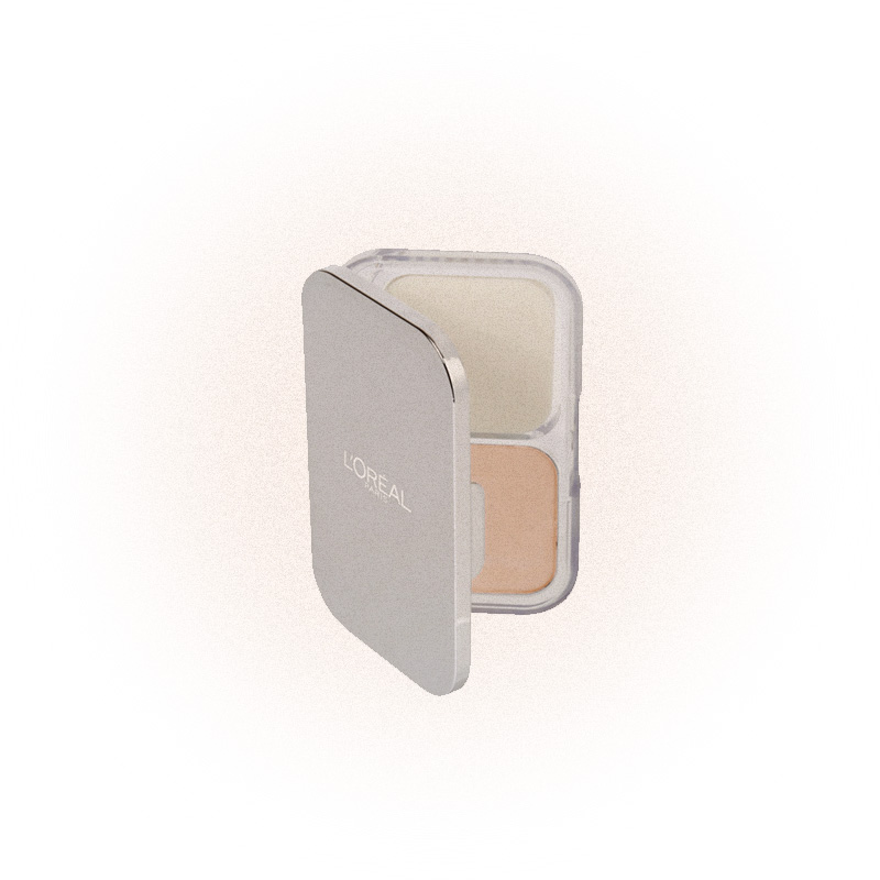 Компактная минеральная пудра Alliance Perfect, L'Oreal Paris
