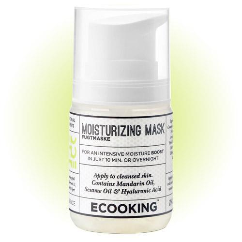Увлажняющая маска Moisturizing Mask, Ecooking