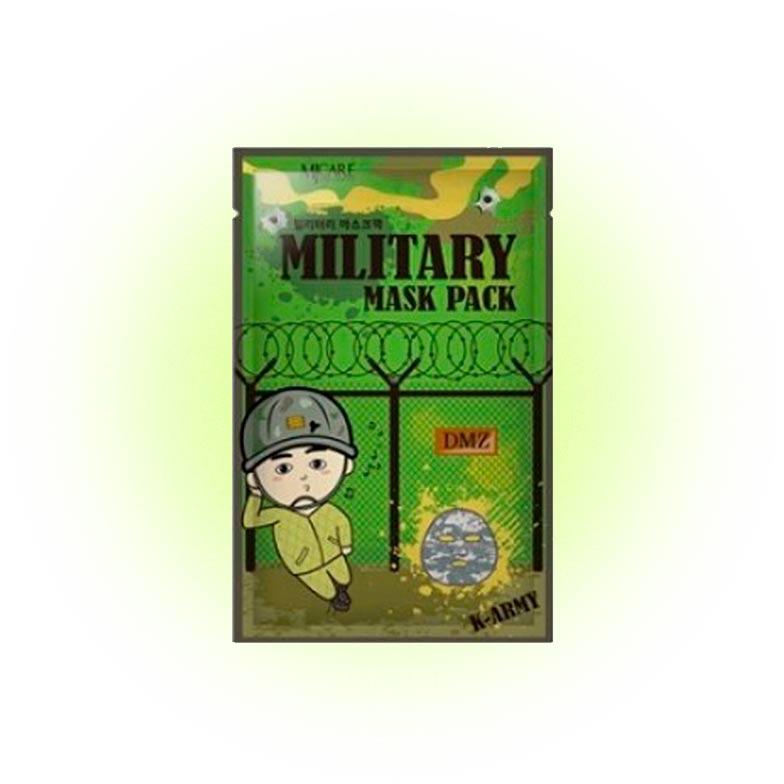 Маска Military, Mijin Care