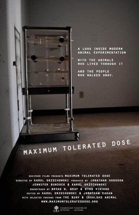 Максимально переносимая доза (Maximum Tolerated Dose), 2012