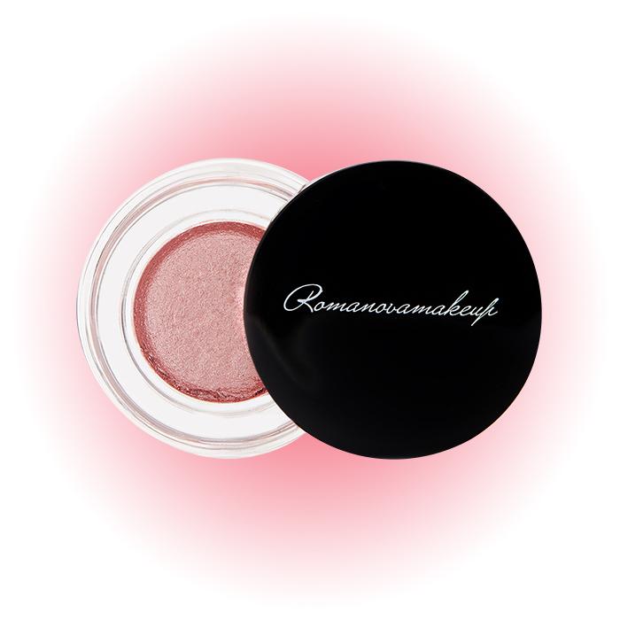 Тени Sexy Eye Cream Metallizer, Pink Orchid, Romanovamakeup