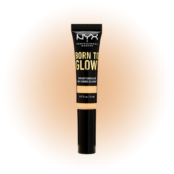 Born To Glow Naturally Radiant Concealer, NYX Professional Makeup