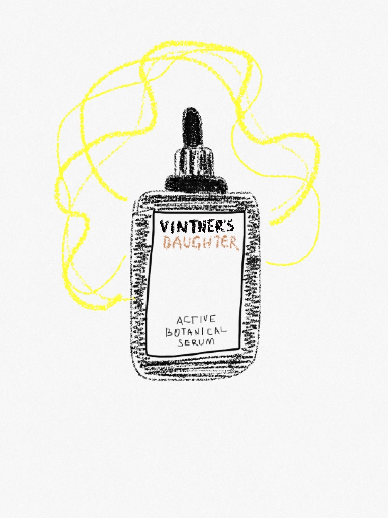Active Botanical Serum, Vintner's Daughter