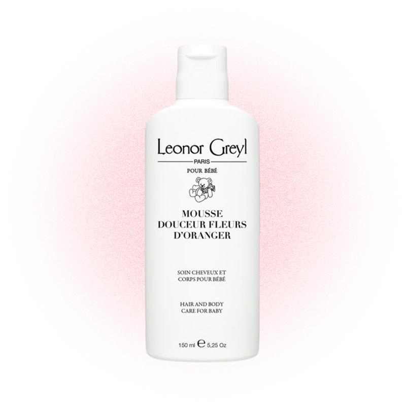 Мусс для волос и тела Mousse Douceur Fleurs D'Oranger, Leonor Greyl
