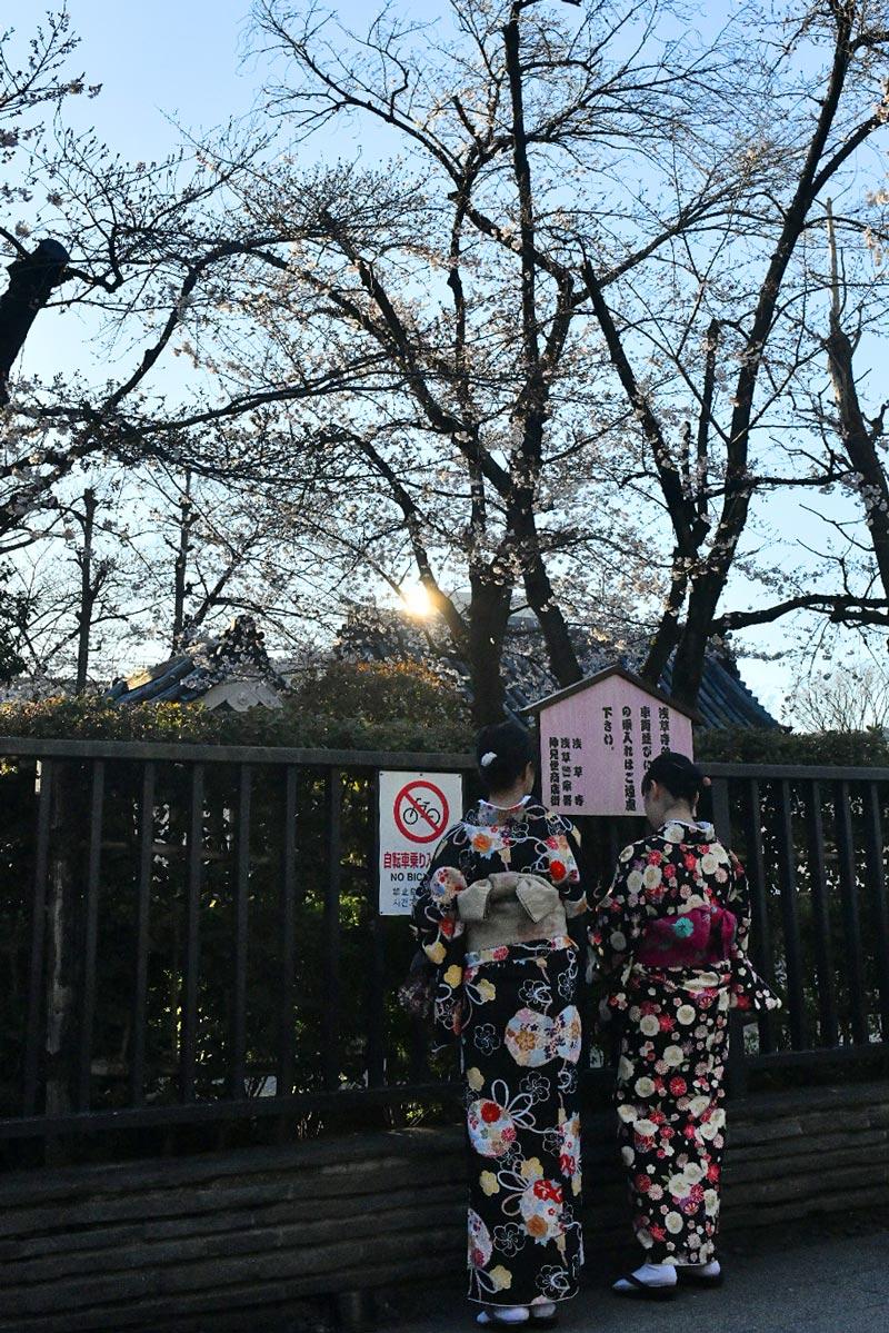 Токио во время пандемии