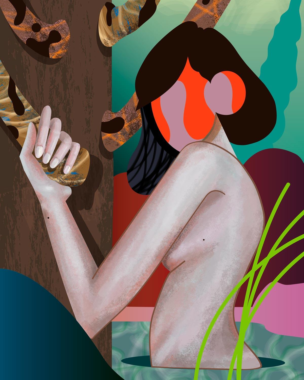 Иллюстрация Дарион Шаббаш
