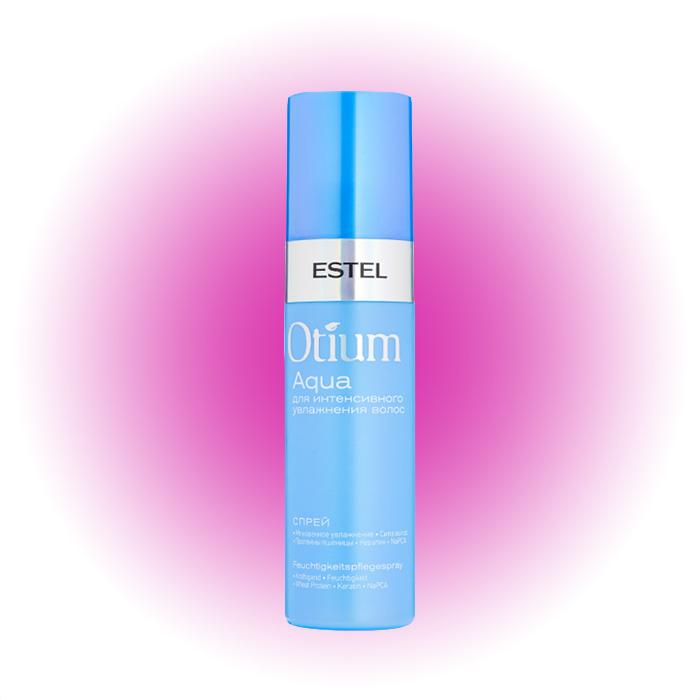 Спрей для интенсивного увлажнения волос Otium Aqua, Estel Professional
