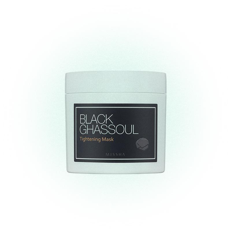 Маска для лица Missha Black Ghassoul Tightening Mask