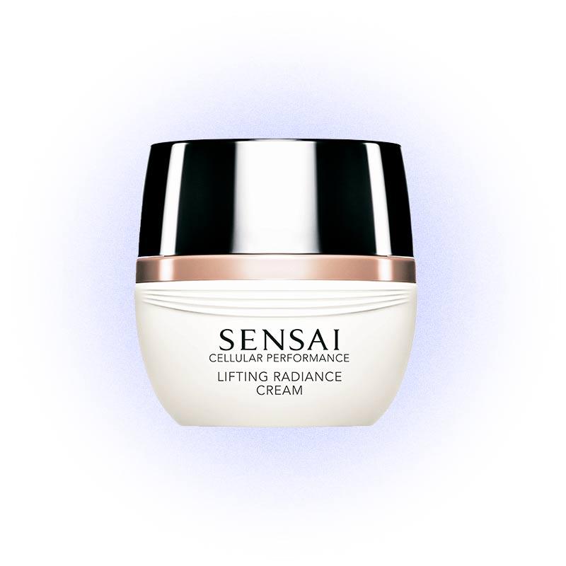 Лифтинг-крем с эффектом сияния Cellular Performance Lifting Radiance, Sensai