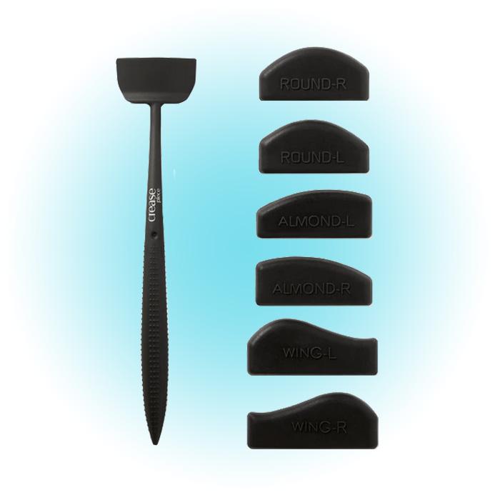 Инструмент для создания эффекта «вырезанной складки», Сrease Piece