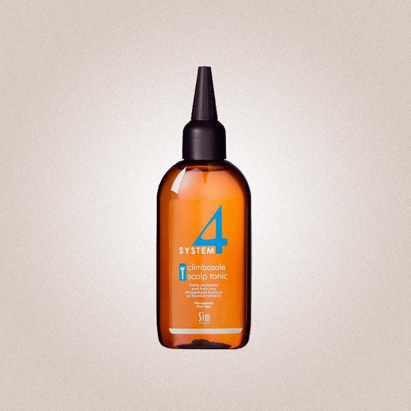 Тоник для стимуляции роста волос Climbazole Scalp Tonic T, System 4