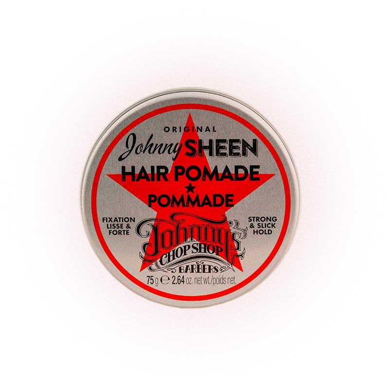 Помада для волос Strong & Slick Hold, Johnny's Chop Shop