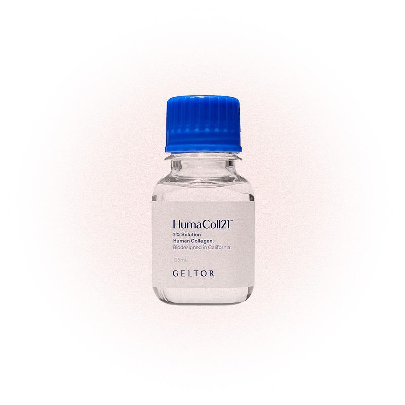 HumaColl21, Geltor