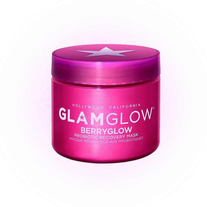 Маска для лица Berryglow Probiotic Recovery Mask, Glamglow