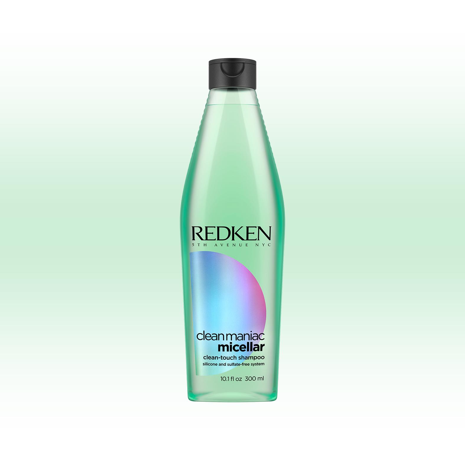 Мицеллярный шампунь Clean Maniac, Redken