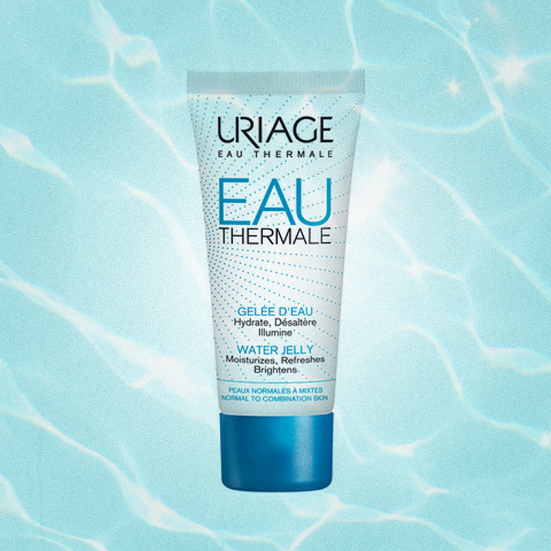 Увлажняющий гель Eau Thermale Water Jelly, Uriage