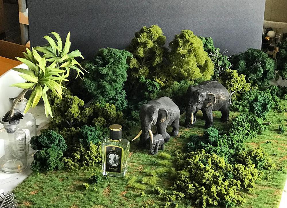 Аромат Elephant