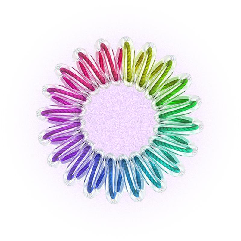 Детская резинка для волос Magic Rainbow, Invisibobble Kids