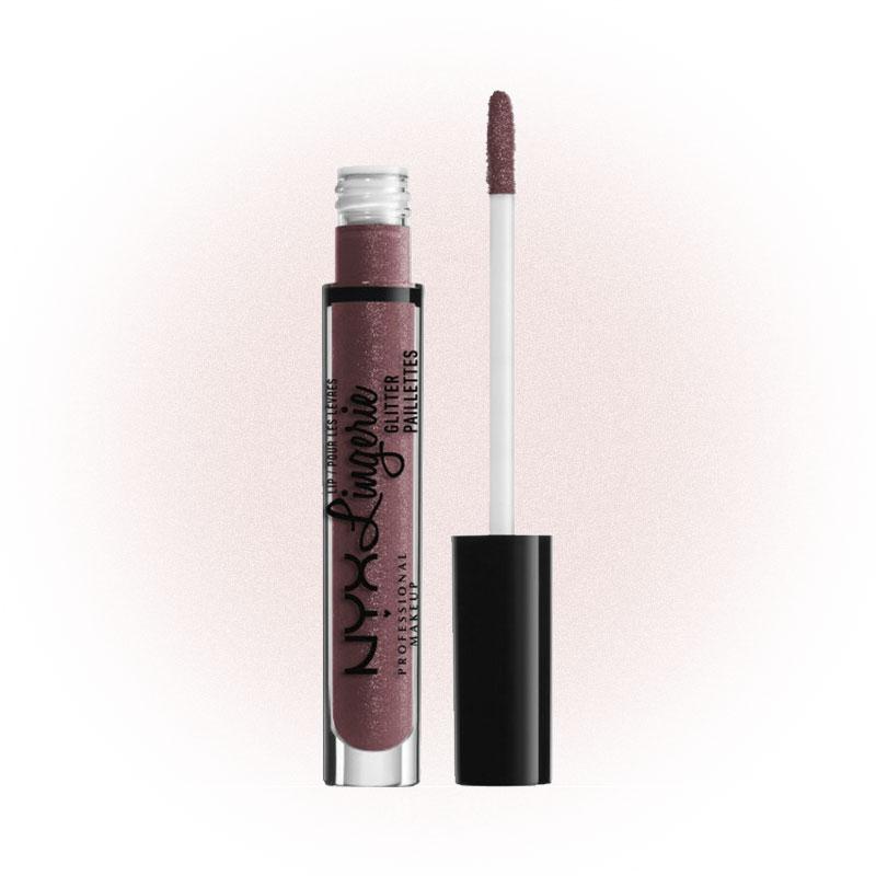 Блеск Lip Lingerie Glitter, NYX Professional MakeUp