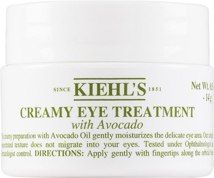 Крем для кожи вокруг глаз Creamy Eye Treatment with Avocado, Kiehl's