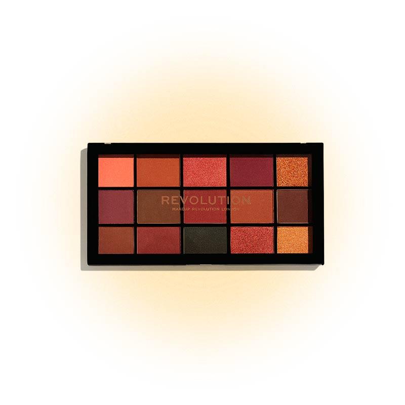 Палетка теней для век Reloaded Palette Newtrals 3, Makeup Revolution