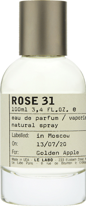 Парфюмерная вода Rose 31, Le Labo