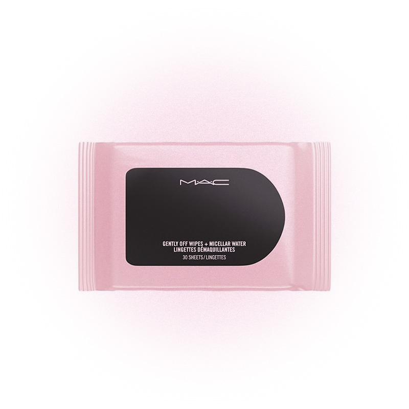 Салфетки для снятия макияжа Gently Off Wipes + Micellar Water, M·A·C
