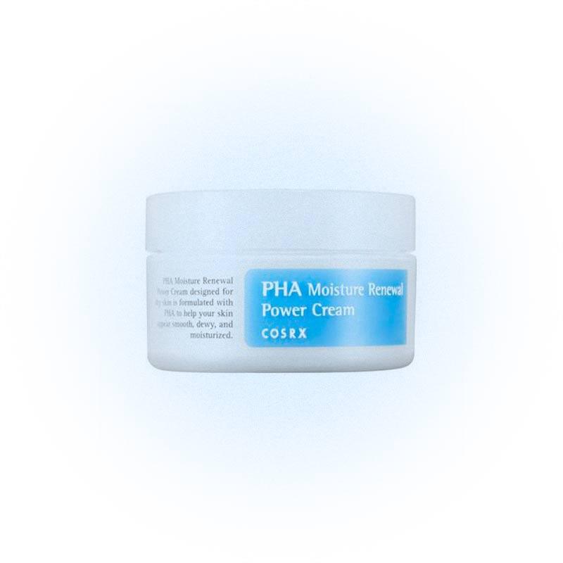Увлажняющий обновляющий крем PHA Moisture Renewal Power Cream, Cosrx
