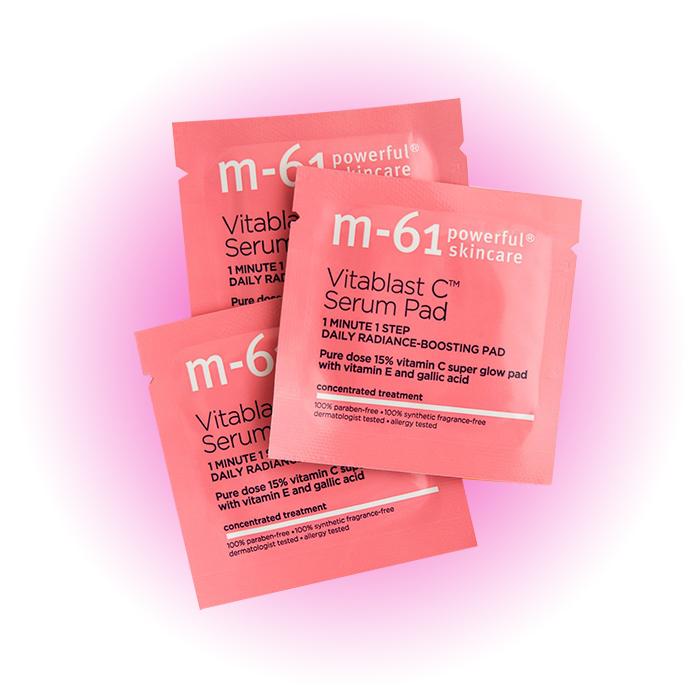 Сыворотка в салфетке M-61