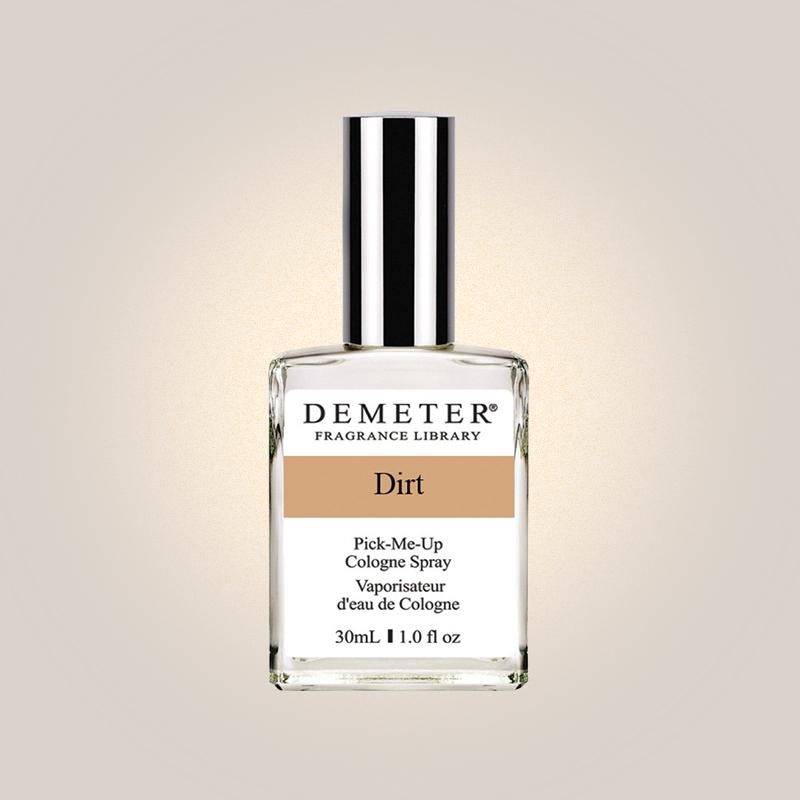 Духи Dirt, Demeter